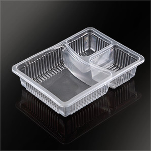 3 CP Meal Tray With Lid